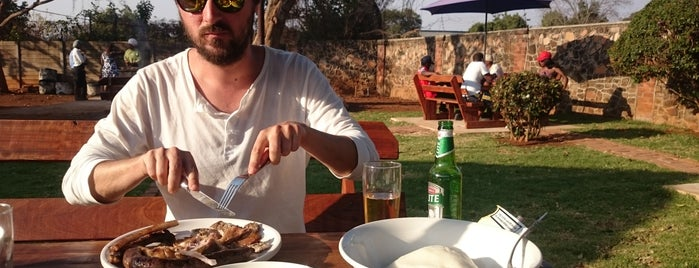 Cafe Nush is one of All-time favorites in Zimbabwe.