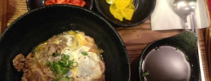 ROK'S PLATE is one of Recommended.