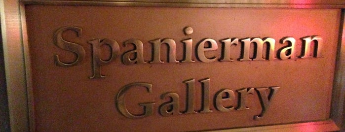 Spanierman Gallery is one of Guide to New York's best spots.