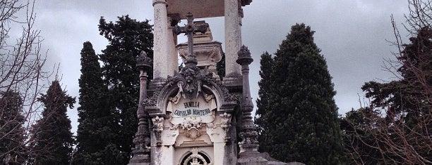 Cemitério dos Prazeres is one of Bons locais de Lisboa.