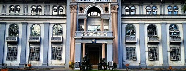 Adamson University is one of Best School and Universities.