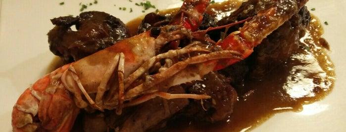 Can Pineda is one of Barcelona Top 101 Restaurants.