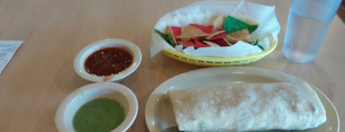 Albert's Mexican Food is one of Places to Eat in San Diego.