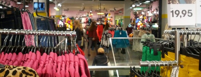 H&M is one of All-time favorites in Germany.
