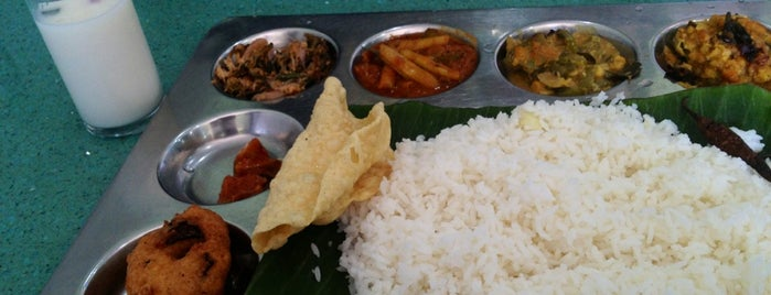 Saraswathi Lodge Vegetarian Restaurant is one of Top 10 dinner spots in Colombo, Sri Lanka.