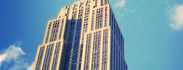 Empire State Building is one of summer'12.