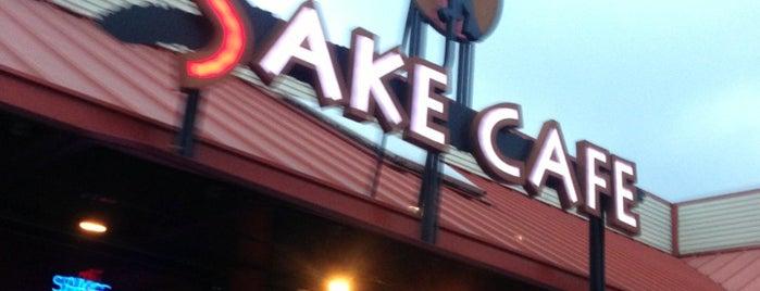 Sake Cafe of Metairie is one of Foodie!.