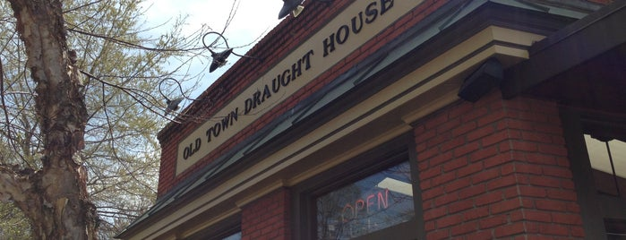 Old Town Draught House is one of GRAte spots.