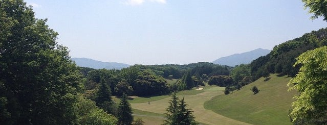 岩瀬桜川カントリークラブ is one of ゴルフ場(茨城).