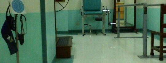 Medical Center Manila - Rehabilitation Medicine is one of fave spot.