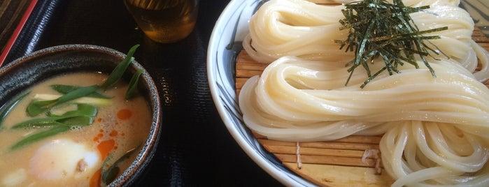 竜雲うどん is one of めざせ全店制覇~さぬきうどん生活~ Category:Ramen or Noodle House.