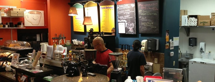 Grouchy John's Coffee Shop is one of Las Vegas City Guide.