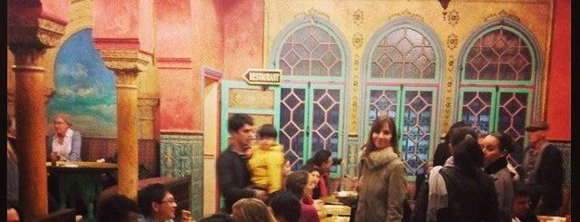 The 15 best places for a mint in paris - Mosquee de paris salon de the horaires ...