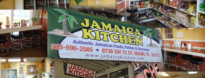 "Jamaica Kitchen is one of ""Diners, Drive-Ins & Dives"" (Part 1, AL - KS)."