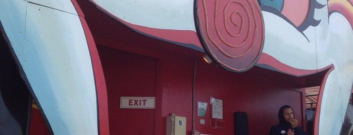 Wild Wheels Pier is one of Favorite Arts & Entertainment.
