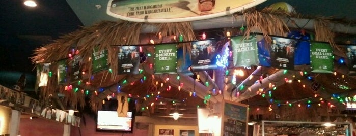 Cheeseburger in Paradise - Fort Myers is one of Top 10 restaurants when money is no object.