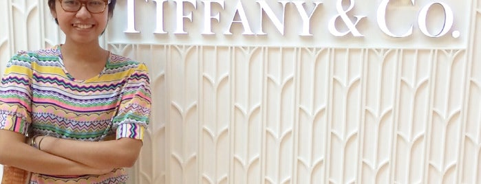 Tiffany & Co is one of Farah's Tips.