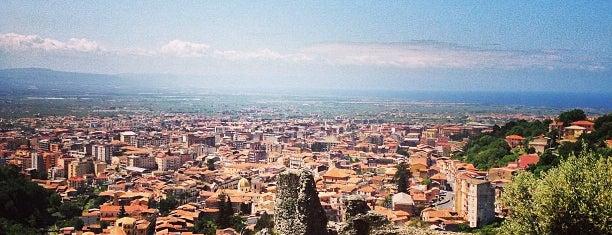 Castello Normanno is one of Discover Calabria - visit Lamezia Terme area.