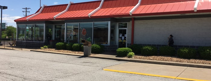 Fast Food In Chesterfield Mo