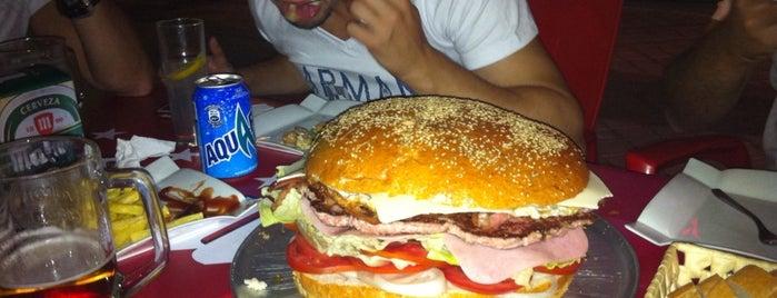 El Bar De Moe is one of hamburguesas y asi.