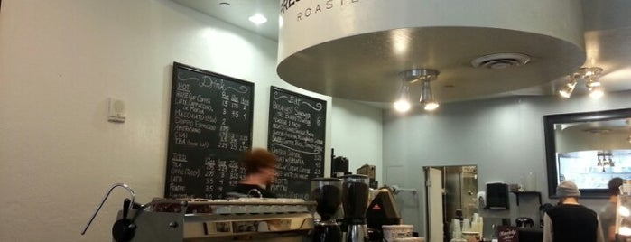 Press Coffee Roasters is one of World Coffee Places.