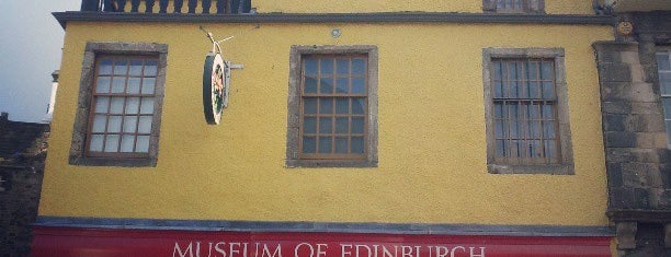 Museum Of Edinburgh is one of Edinburgh.