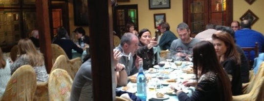 Restaurante El Churrasco is one of Donde comer y dormir en cordoba.
