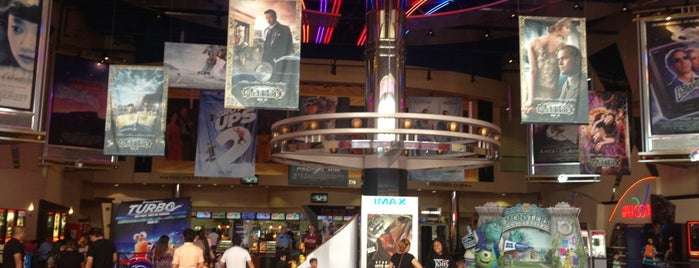 Edwards Houston Marq'E 23 IMAX & RPX is one of The 15 Best Movie Theaters in Houston.