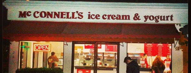 McConnell's Fine Ice Creams is one of Dessert & Sweets.