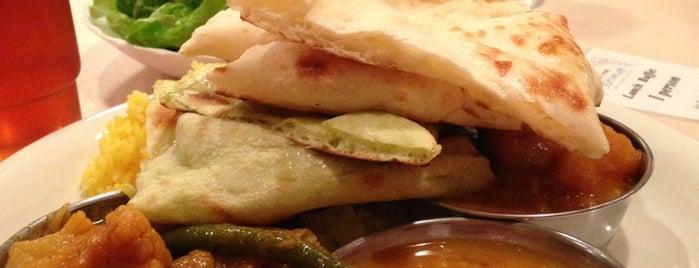 Nataraj Minami-Aoyama is one of Asian Food.