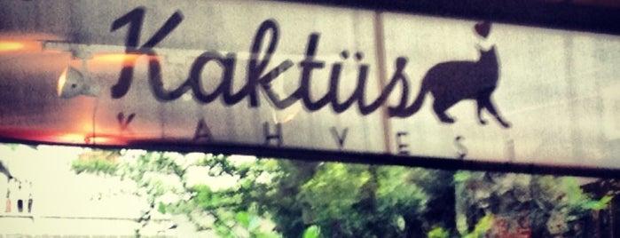 Kaktüs Kahvesi is one of Restoranlar.