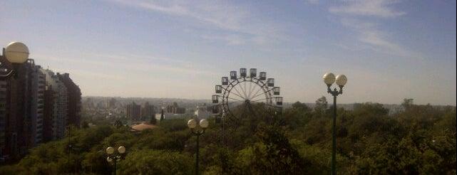 Parque Sarmiento is one of Places.