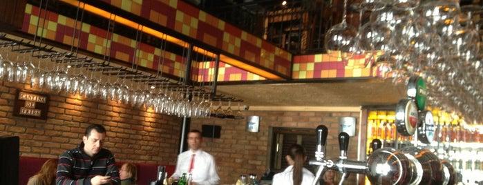 Cantina de Frida is one of 36 hours in...Belgrade.