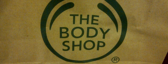 The Body Shop is one of favourite Store.