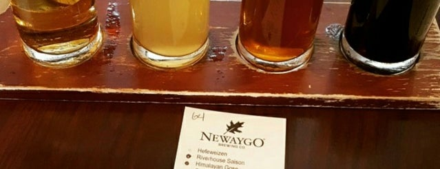 Newaygo Brewing Company is one of Michigan Breweries.