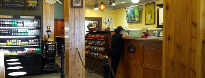 Potbelly Sandwich Shop is one of NYC.