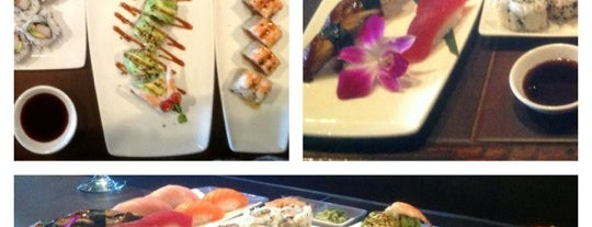 Soma Sushi is one of Houston Press - 'We Love Food' - 2012.
