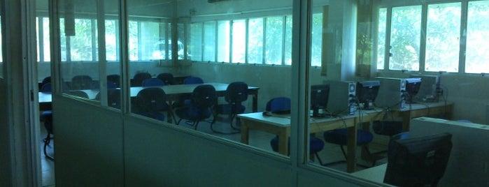 LCC - Laboratório dos Cursos de Computação is one of UFRN.
