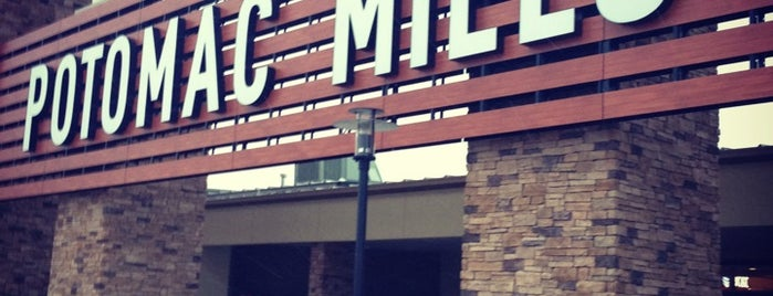 Potomac Mills is one of summer'12.