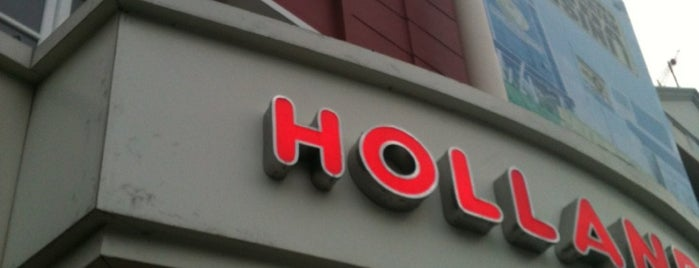 Holland Bakery is one of Top 10 favorites places in Surabaya, Indonesia.