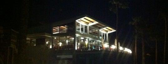 Baboo Lounge & Restaurant is one of Restauración.