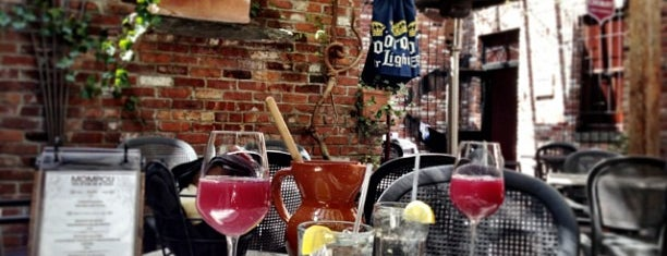 Mompou Tapas Bar & Lounge is one of Guide to Newark's best spots.