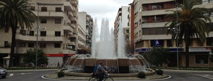 Fuente De La Constitucion is one of Guide to Badajoz's best spots.