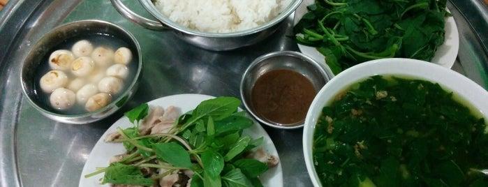 Quán Cơm Gia Đình - Nam Định is one of Đồ ăn sài gòn.