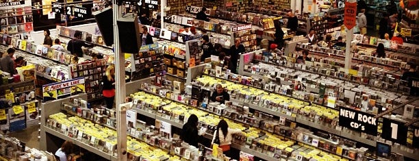 Amoeba Music is one of L+T must do.