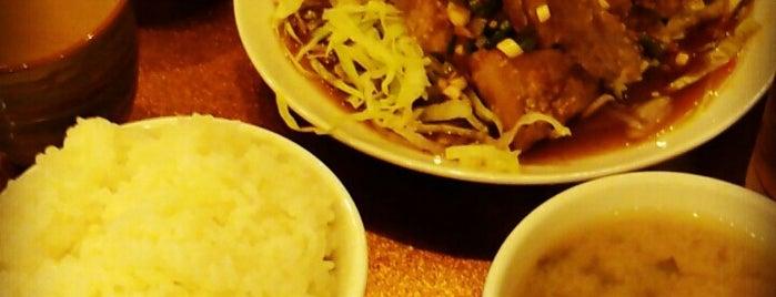 料麺館 is one of 大久保周辺ランチマップ.