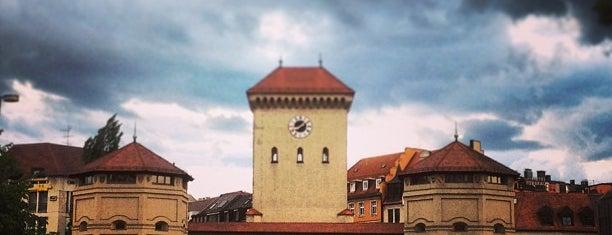 Isartorplatz is one of Germany.