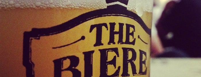 The Biere Club is one of TODO - Bangalore.