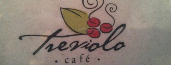 Treviolo Café is one of Docerias/Sobremesas.