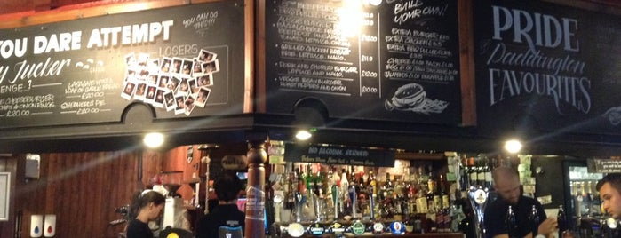 The Pride of Paddington is one of BMAG's Pubs.